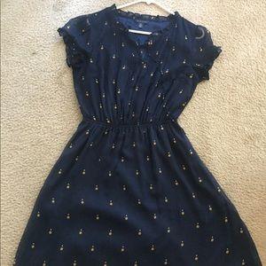 Navy Tommy Hilfiger Dress, SZ M